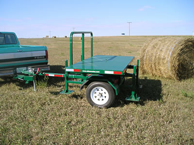 Bale Scales Agricultural Equipment